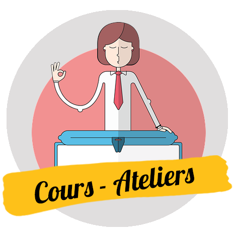 Cours & ateliers